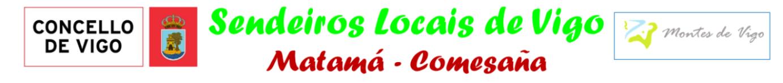 Sendeiro Local de Matamá-Comesaña