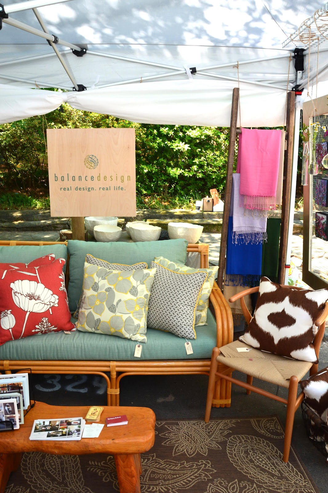 The smith nest inman park festival for Local interior design firms