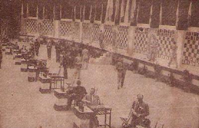 Frontón Fiesta Alegre, Madrid 1946