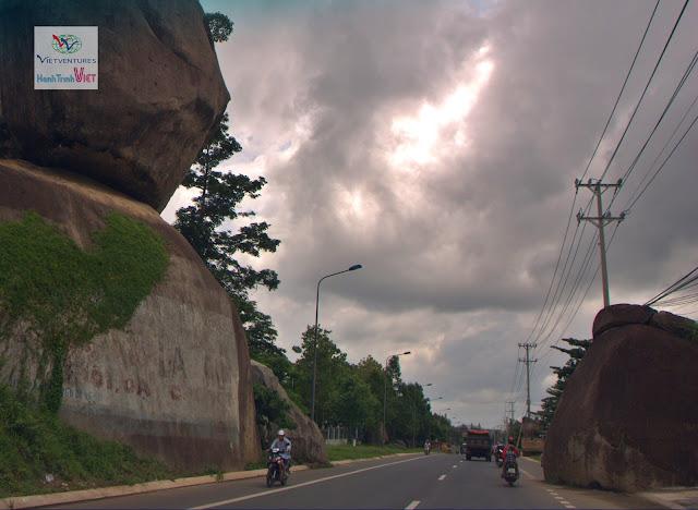 Núi Ba Chồng ở Đồng Nai