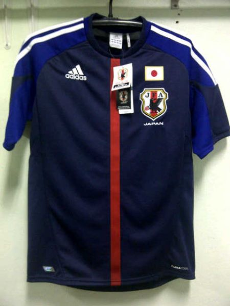 jersey jepang 2012