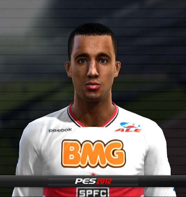 Lucas Moura Pes Stats 2011