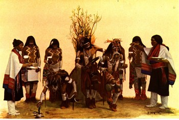 an overview of the native people of northeastern arizona the pueblo people