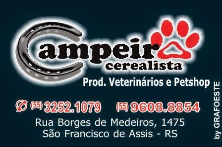 CAMPEIRA...