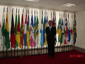 Representante do Movimento Nosso Parque Cruzeiro do Sul