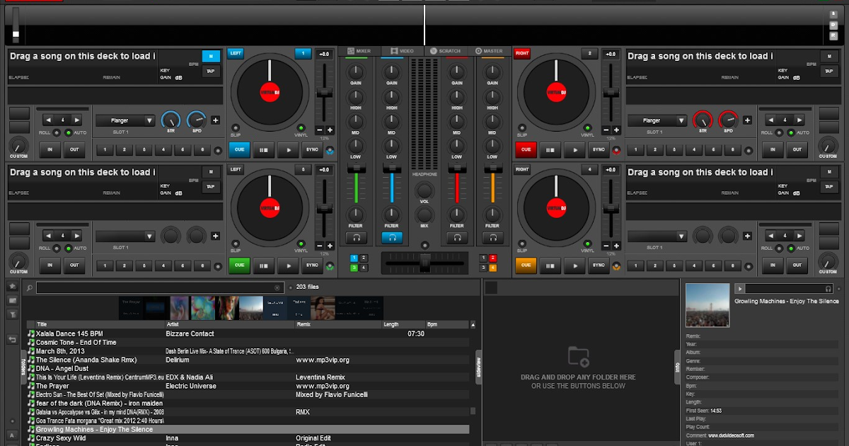 virtual dj 8 full patch