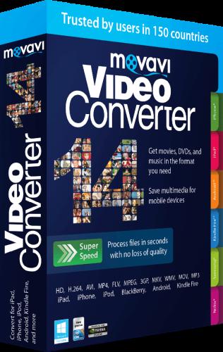 Movavi Video Converter 14.3.0 + Patch