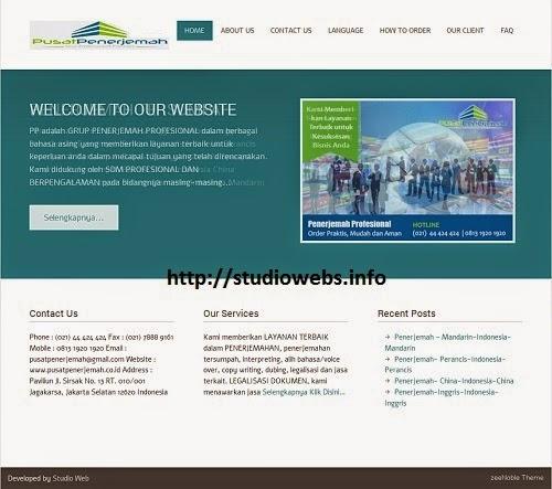 Info Pusat Penerjemah Bahasa Tersumpah Profesional