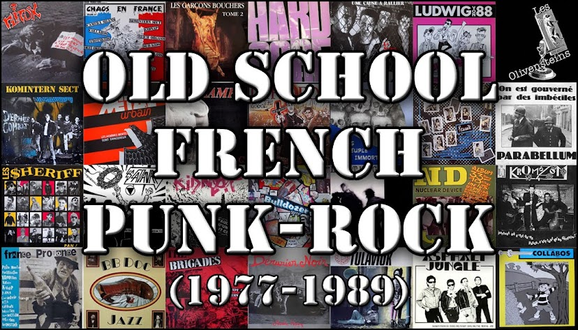 Old School French Punk-Rock