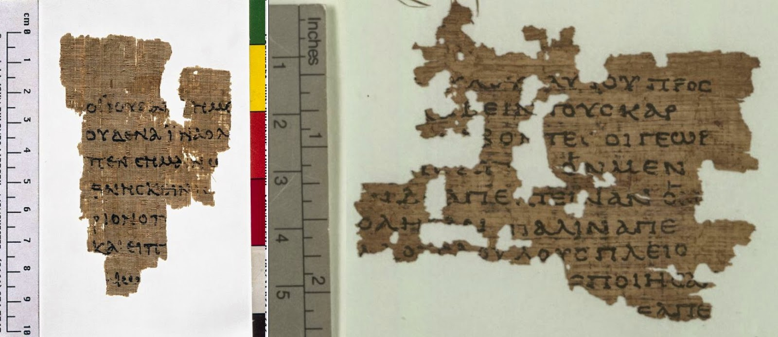 oldest manuscripts of new testament