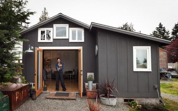 pimp your garage heulnicht. Black Bedroom Furniture Sets. Home Design Ideas