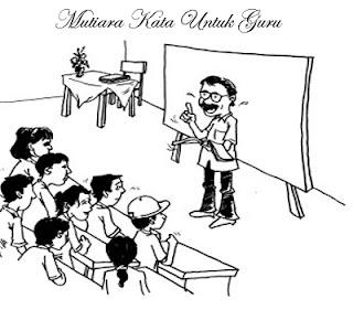 Mutiara Kata Untuk Guru tentang Pendidikan