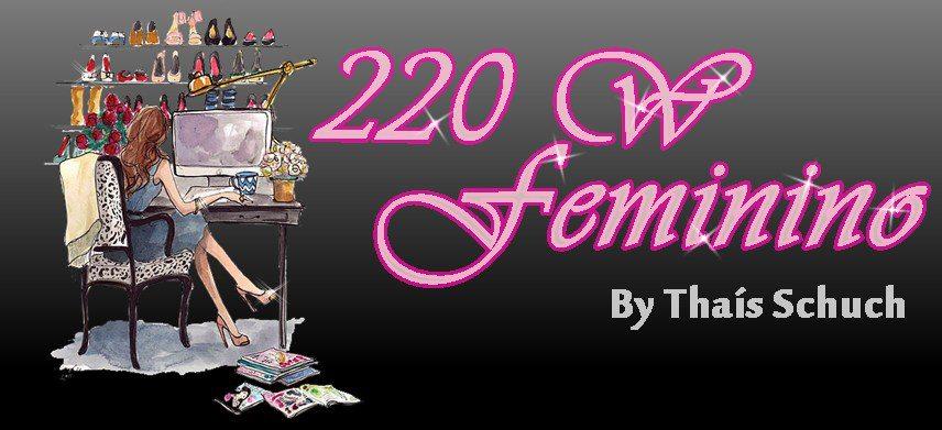 220 W Feminino