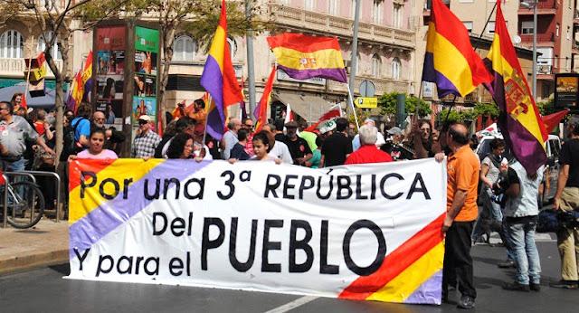 Falta de liderazgo en la oposición de izquierda. Propuesta REPUBLICANA (ASR)