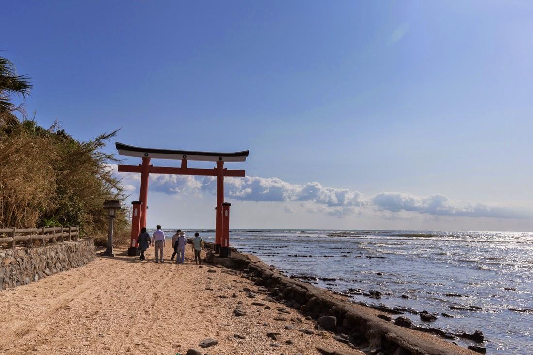 Beach in Miyazaki