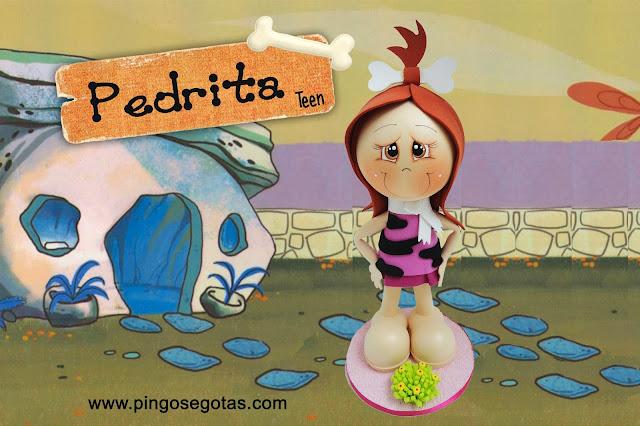 Fofucha Pedrita