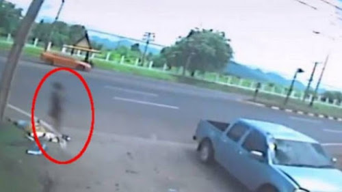 Vídeo de alma saindo de corpo de mulher após acidente intriga internautas