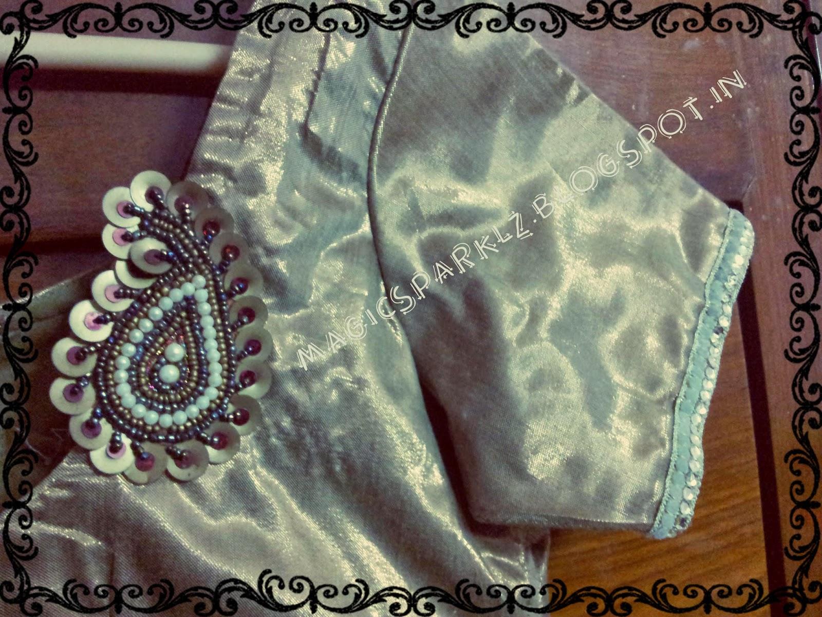 Shimmer-blouse-patchwork