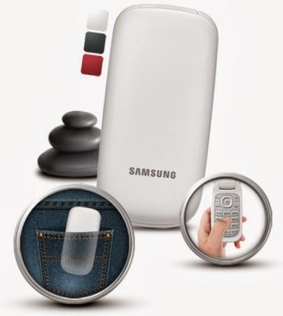 Samsung Caramel E1272 Clamshell Murah Harga Rp 300 Ribuan