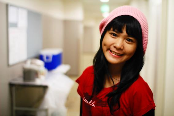 galeri foto delima JKT48