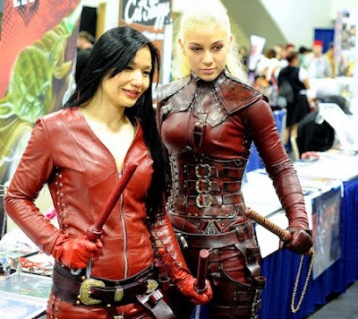 wondercon cosplay girls 04 Gadis Cosplay Hot Di WonderCon