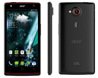 Cara Flash Acer Liquid E3