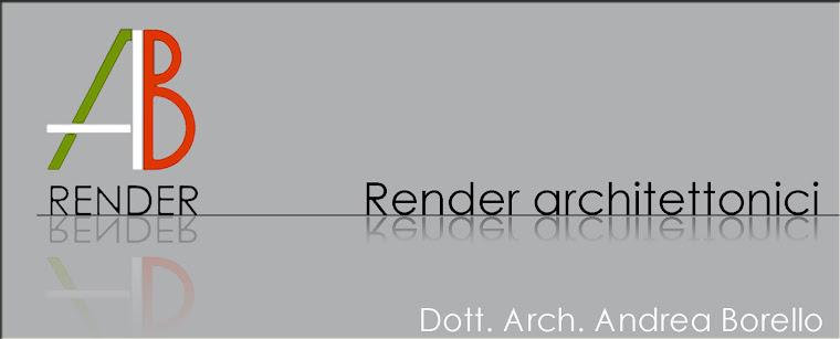Render Architettonici