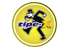 Tipe-X  Logo Vector download free