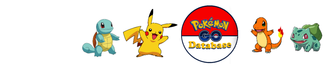 Pokémon Go Database