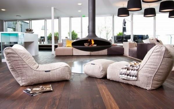 top trois fa ons d 39 utiliser de gros pouf dans votre maison ton pouf. Black Bedroom Furniture Sets. Home Design Ideas