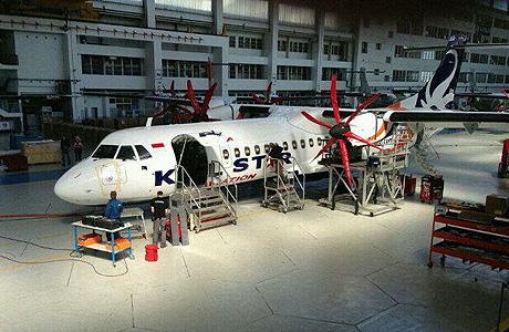 KalStar Aviation ATR 72-600