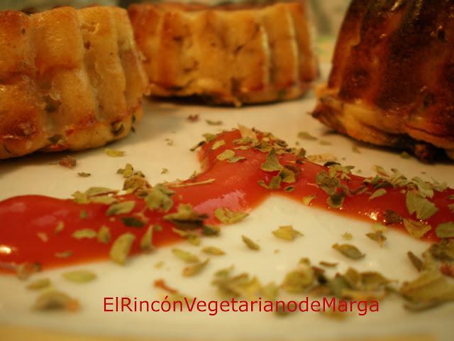 Bocaditos Salados De Champiñones Y Cebolla
