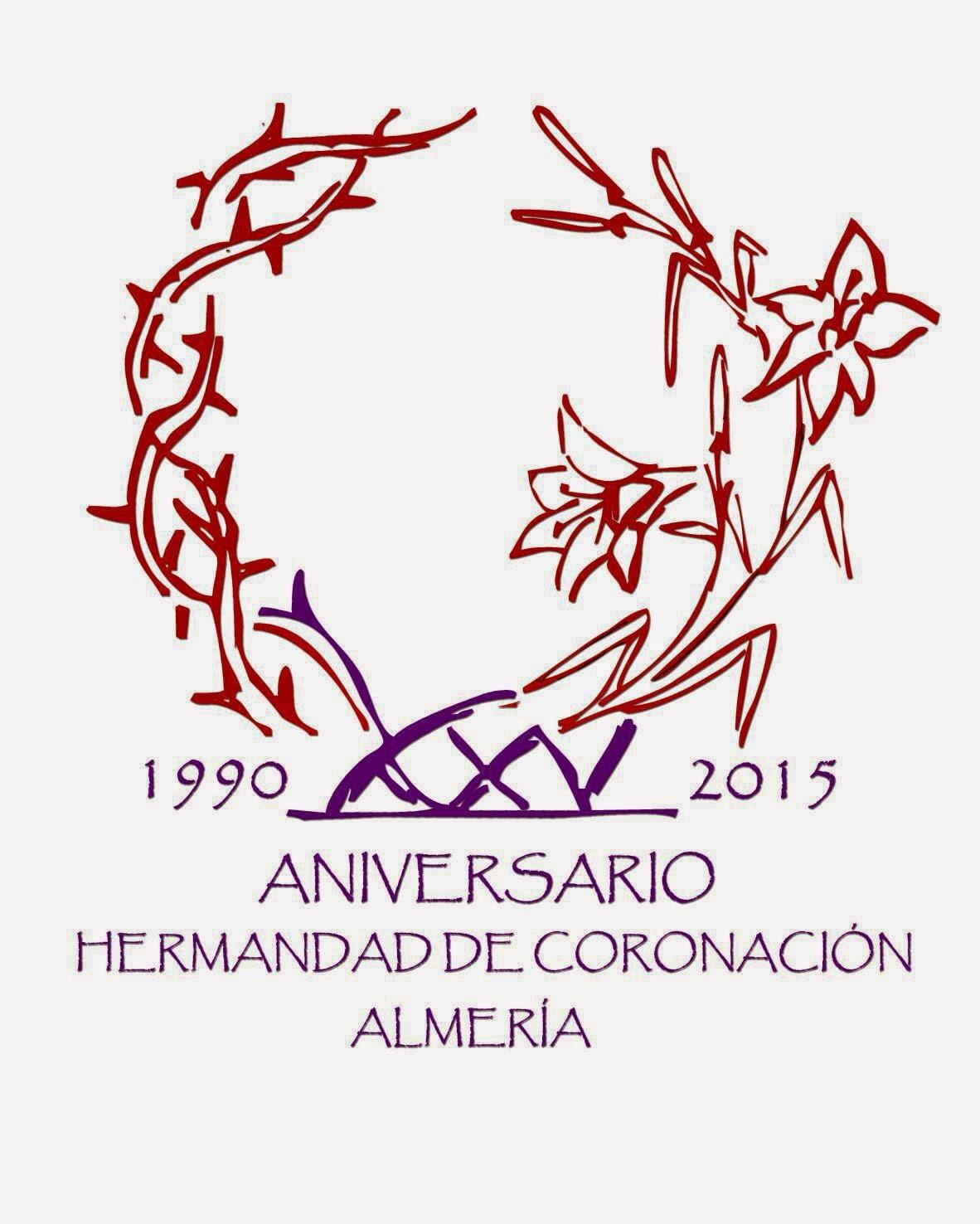 XXV Aniversario Hdad. Coronación Almería