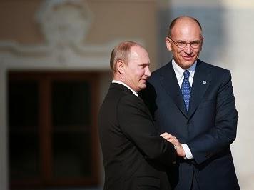 Accordi Italia-Russia per nave e piattaforma, ma non solo