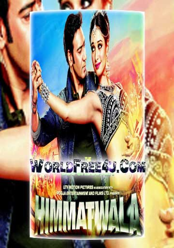 Poster Of Himmatwala (2013) All Full Music Video Songs Free Download Watch Online At worldfree4u.com