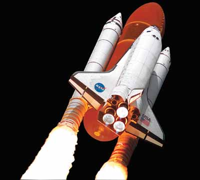 NASA fires up engines of its SLS megarocket  Daily Mail