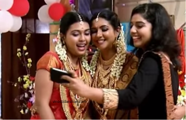 Actresses of Kalyana Sougandhikam serial