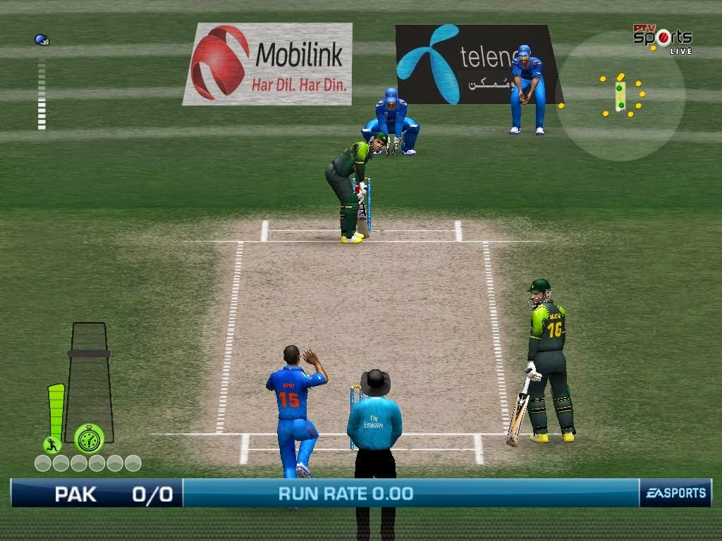 cricket games download for pc free full version 2014