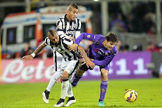 Juventus Ditahan Imbang Fiorentina