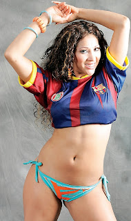 chicas del barcelona