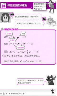 nichijou fisica aprende libro noticias anime