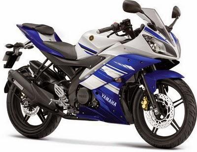 Harga Motor Yamaha YZF-R15 Terbaru