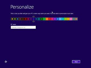 Cara Install Windows 8 Final Dengan Petunjuk Gambar