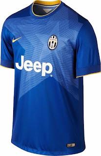 contoh gambar jersey juventus away terbaru 2014/2015, kualitas grade ori, warna biru, ready  jaket, sweater, ladies, jual online