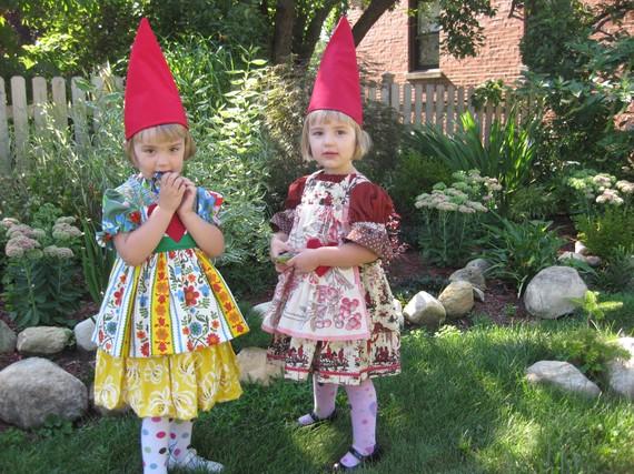 Lawn Gnome Bikini Garden Gnome Costume Pinterest