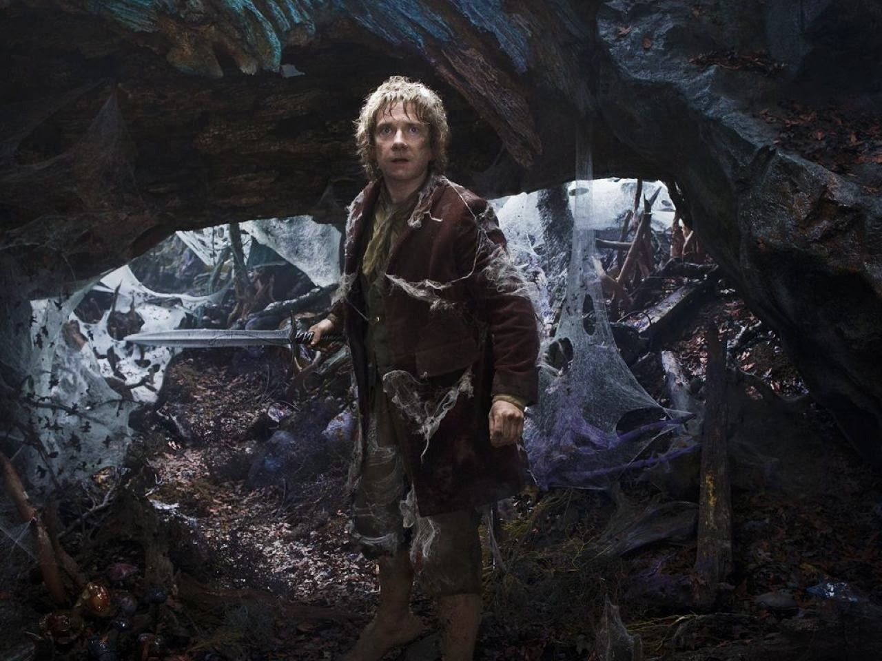 bilbos heroism Bilbo baggins: look, i know you doubt me, i know you always have  gollum: [ comes towards bilbo as friendly gollum] just  i'm not a hero, or a warrior.