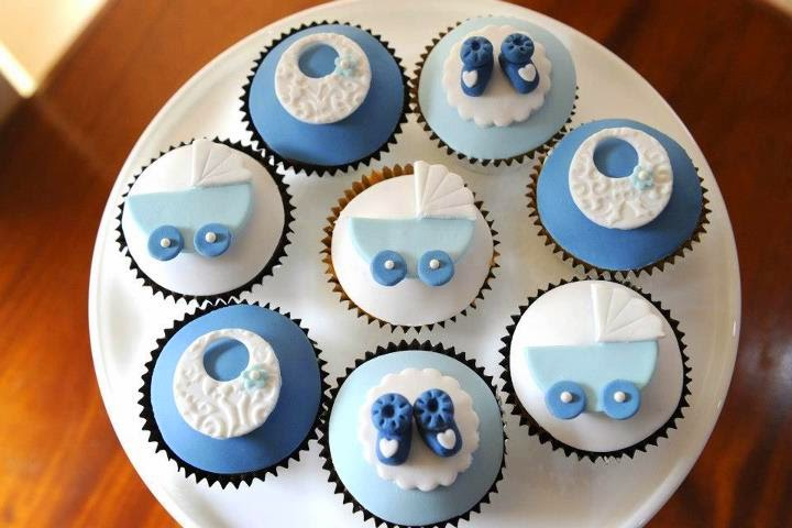 My Own Party Ideas: Baby Showers Cupcakes Inspiration