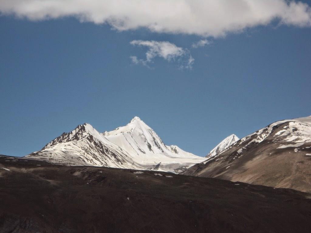 Milam Glacier