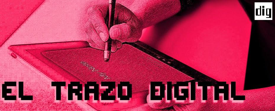 El trazo digital