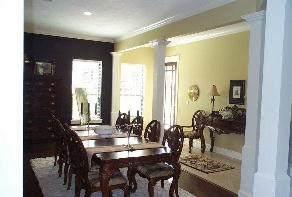 Modern Formal Dining Room